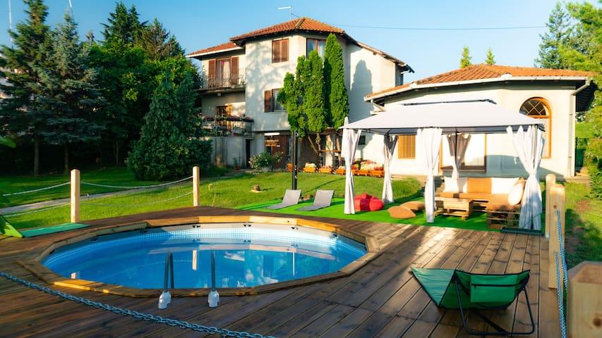 Villa Popovica Hills