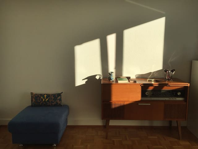 Lovely cosy room in a nice area with a great view! - Neuchâtel - Appartamento