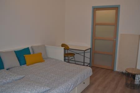 Chambre avec SDB privée avec accès indépendant - Angoulême
