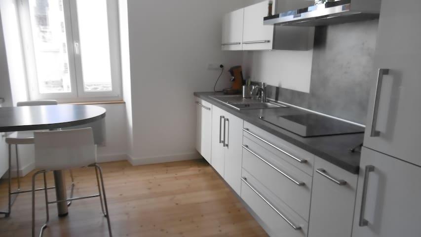 Appartement 70 m² à 200 m de la plage - Pléneuf-Val-André - Apartamento