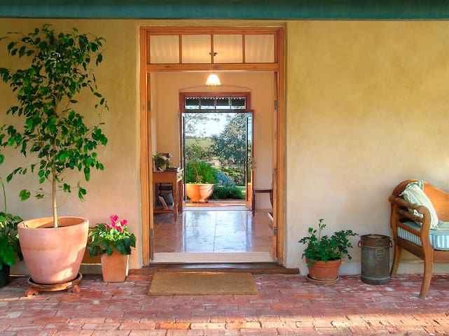 Seppeltsfield Vineyard Cottage. Luxury & privacy. - Seppeltsfield - Huis