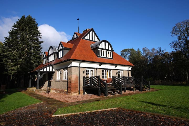 Red Squirrel Apt. stunning location in Highlands - Rosehaugh - Appartement