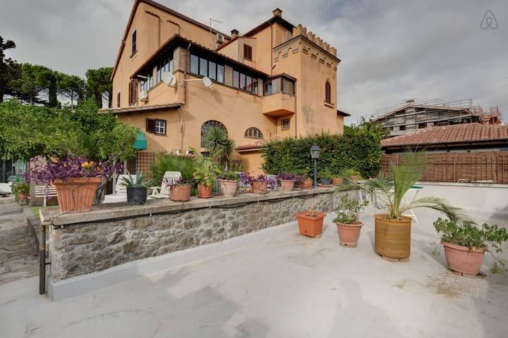 Monolocale ORCHIDEA delicato - Marino - Lägenhet
