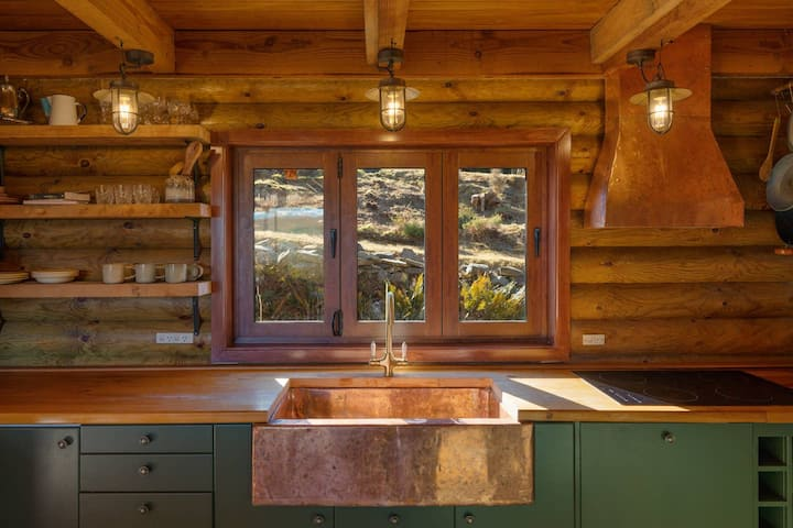 Copper Cabin  - Mt Lyford