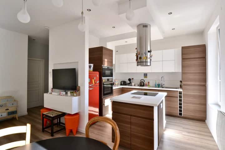 Wonderfull Appartment  In Lyon Center