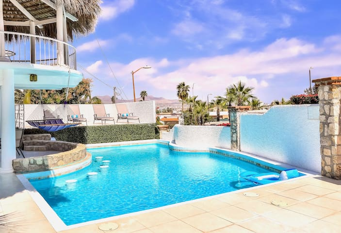 Downtown Cabo, Ocean View, Private Pool, Pedregal. - Cabo San Lucas