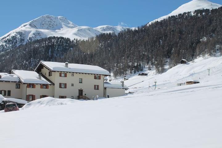 Peaceful Holiday Home in Livigno Italy near Ski Area