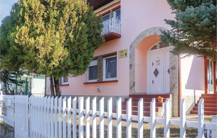 Holiday apartment with 3 bedrooms on 100m² in Zalakaros