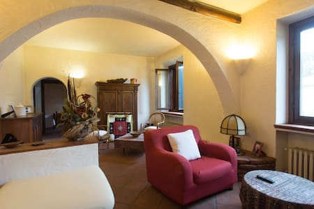 Accogliente casa vicino Roma - Municipio Roma X - 別荘
