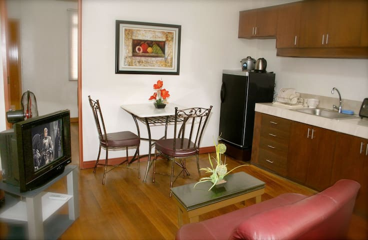 Prime Location Apartment With Up To 300Mbps Wifi - Manila - Apartment