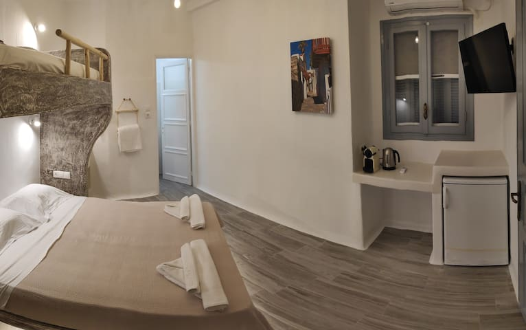 Grey Room Naxos