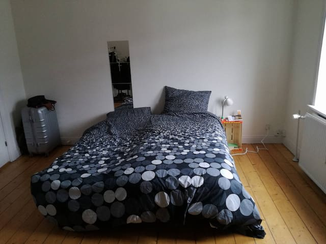 Large room in city centre Aalborg - Aalborg - Flat