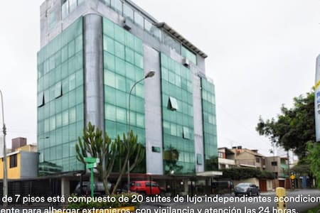 Luxury suites, well equipped - Miraflores