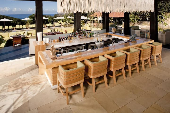 One of Zimbali Hotels' 8 restaurants of varying cuisine