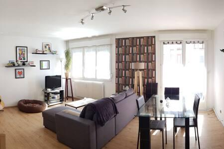 Appartement 65m2 au calme