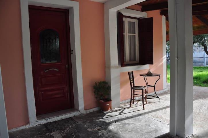 Giota's Traditional House