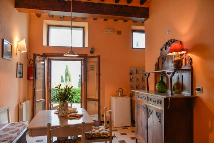 Holiday Apartments Btw Umbria & Tuscany