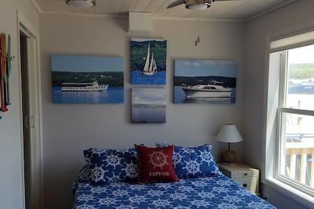 Boat House/Wheel Room -Seneca Canal Watkins GlenNY