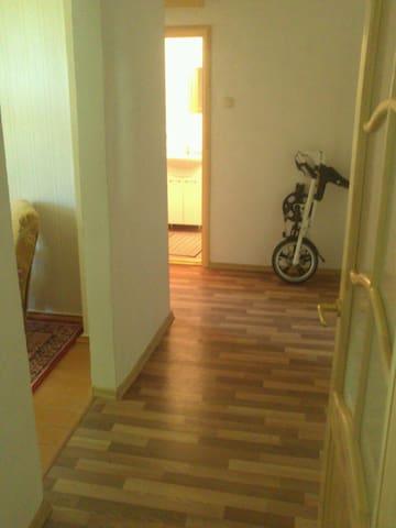 Атмосферная  2к квартира в доме с историей - Minsk
