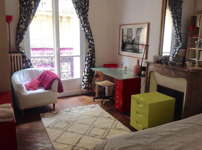 Belle chambre Alesia rive gauche