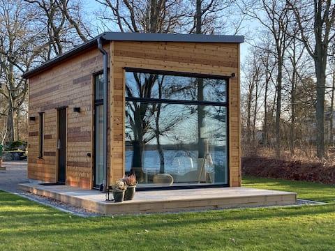 Ocean front modern cottage