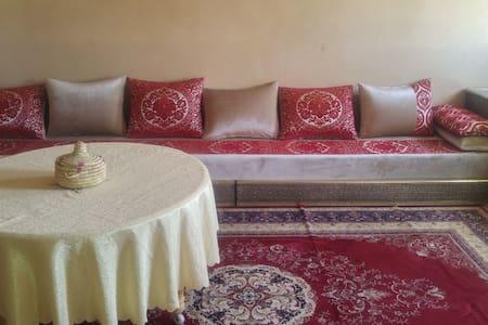 Dar Amina: comfort and quietness