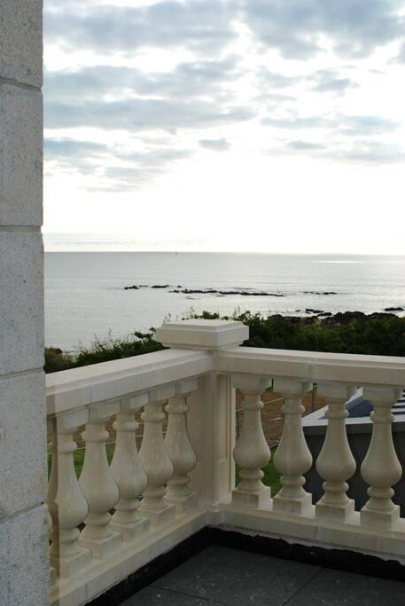 Point de vue de votre terrasse