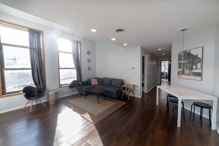 2 Bedroom Suite next to Fiserv Forum