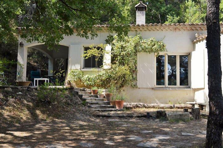 Le Mas des Bourgeons - Forêt & piscine
