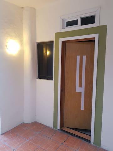 Room in downtown Tehuacan - VERDE (#4)
