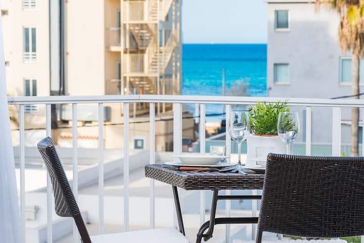 Apartamento con vistas en Can Picafort