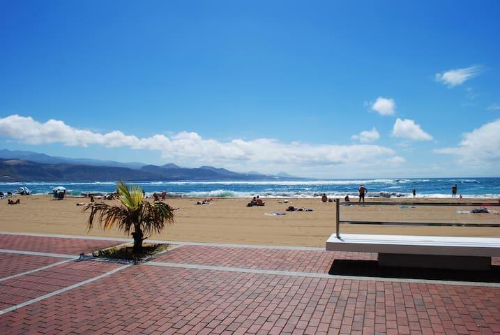 A un minuto de la playa - Las Palmas de Gran Canaria - Departamento