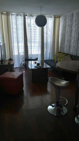 Departamento completamente equipado, 2 suits. - Santiago - Apartment