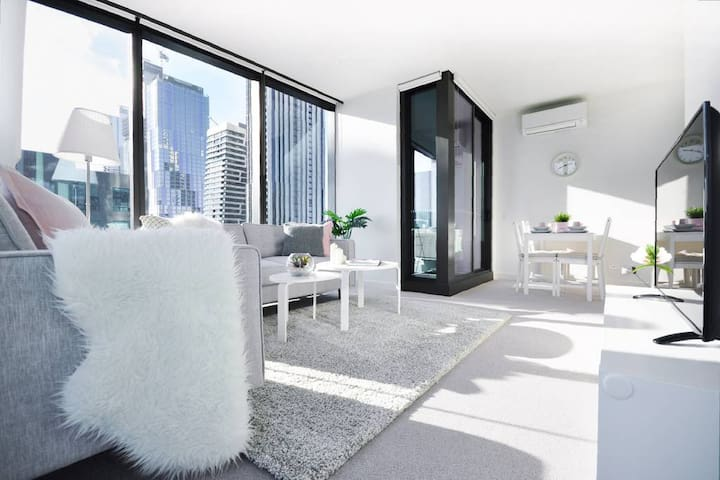 30*2BD Apt*Rain Forest*NBN ready*Free Tram Zone*