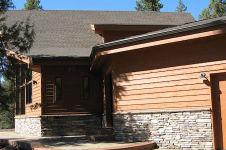 Chalet Lindal - between Mt Shasta & Crater Lake - Klamath Falls - House