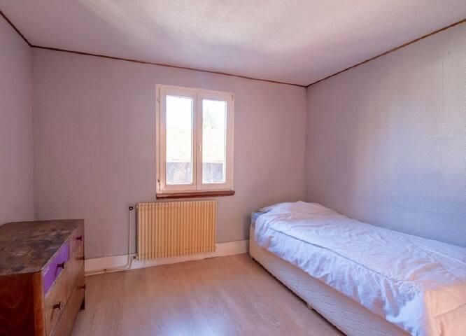 Location maison avec chambre individuelle