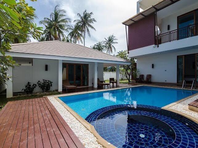 Lovely Pool Villa near the sea and beach -50% OFF!