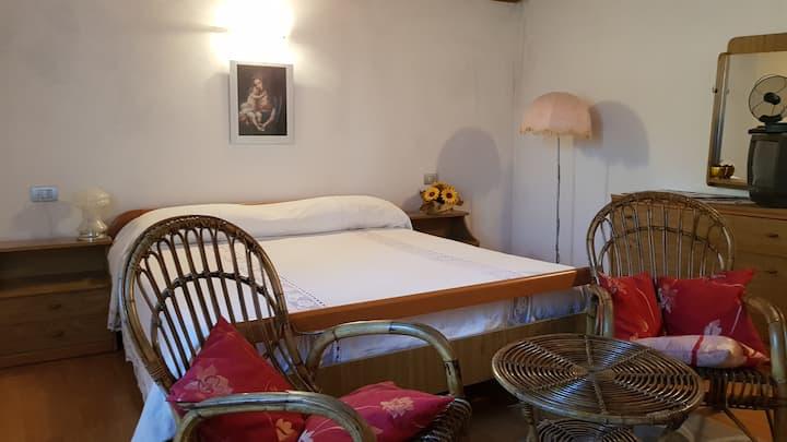 B&B Castelboccione (stanza bianca)