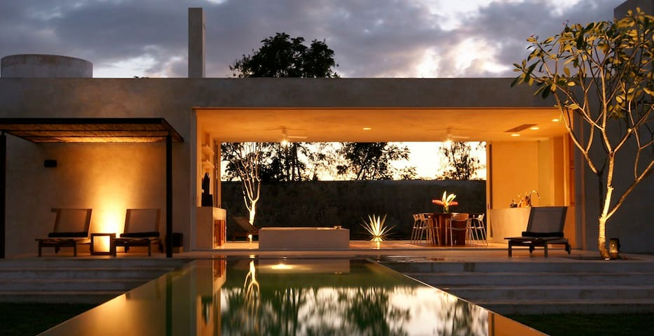 THE PLANTATION - THE Home Escape. Infinity Pool.