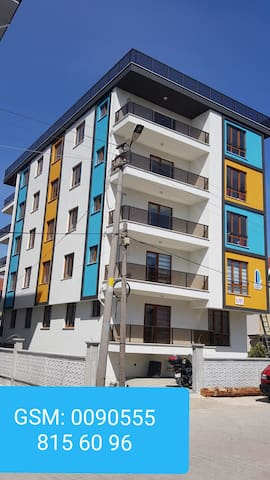 EŞYALI LÜKS KİRALIK RENT A apartment furnished