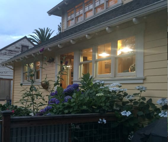 Charming House in the heart of Sebastopol