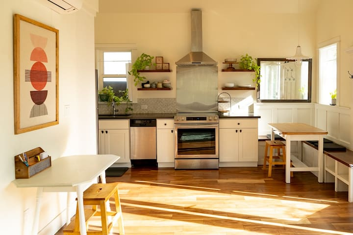 The Launchpad: Tiny Home Heaven In SE Portland!
