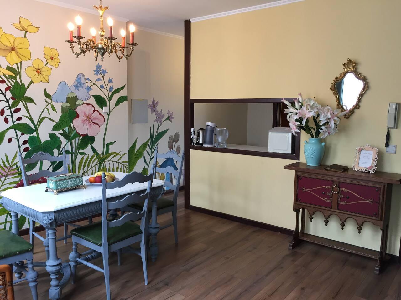 One bedroom apartment 50 m2