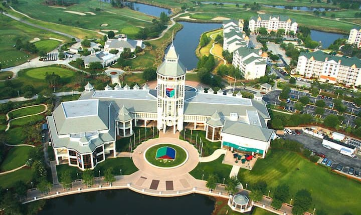 World Golf Village - 2 Complete Suites - Sleeps 10