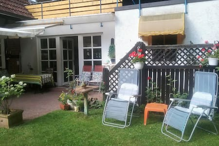 Ruhig gelegenes Studio im Künstlerort Worpswede
