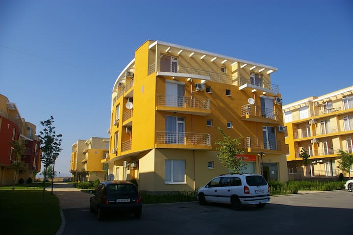 1 bedroom apartment near Sunny Beach