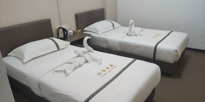 仙蓝公寓xianlan独立浴室  标准双人房 中国福建房东 包含早餐  位于仙本那镇 可安排接送机