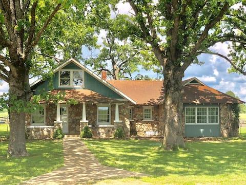 Gladden Ridge Rock House