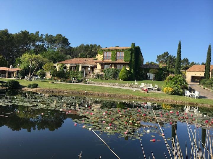 Beautiful Villa with panoramic view