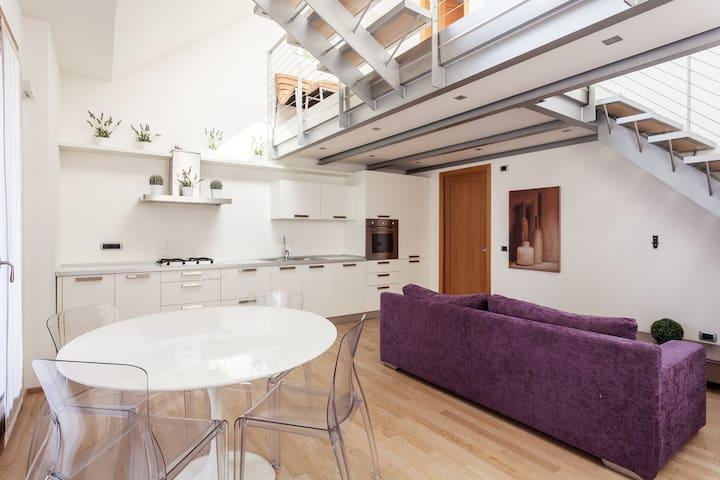 Fantastico appartamento in zona centrale Sassuolo - Sassuolo - Apartament